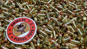 Ammo, Ammunition, 9mm, 223, 45 Acp, 308 - Ammo by Pistol Pete